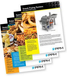 PPM Technologies - request a brochure