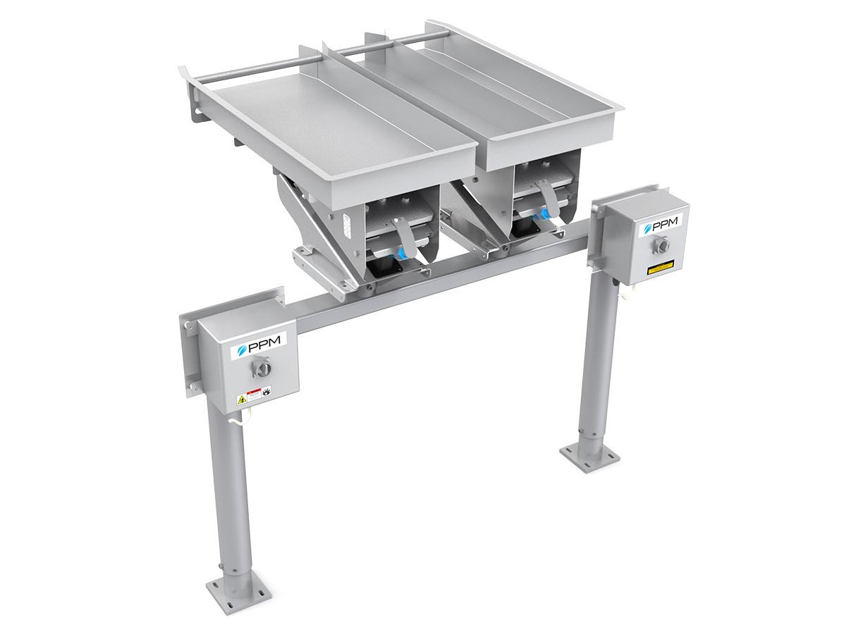 PPM Technologies - mini VF with optical sorter feeder