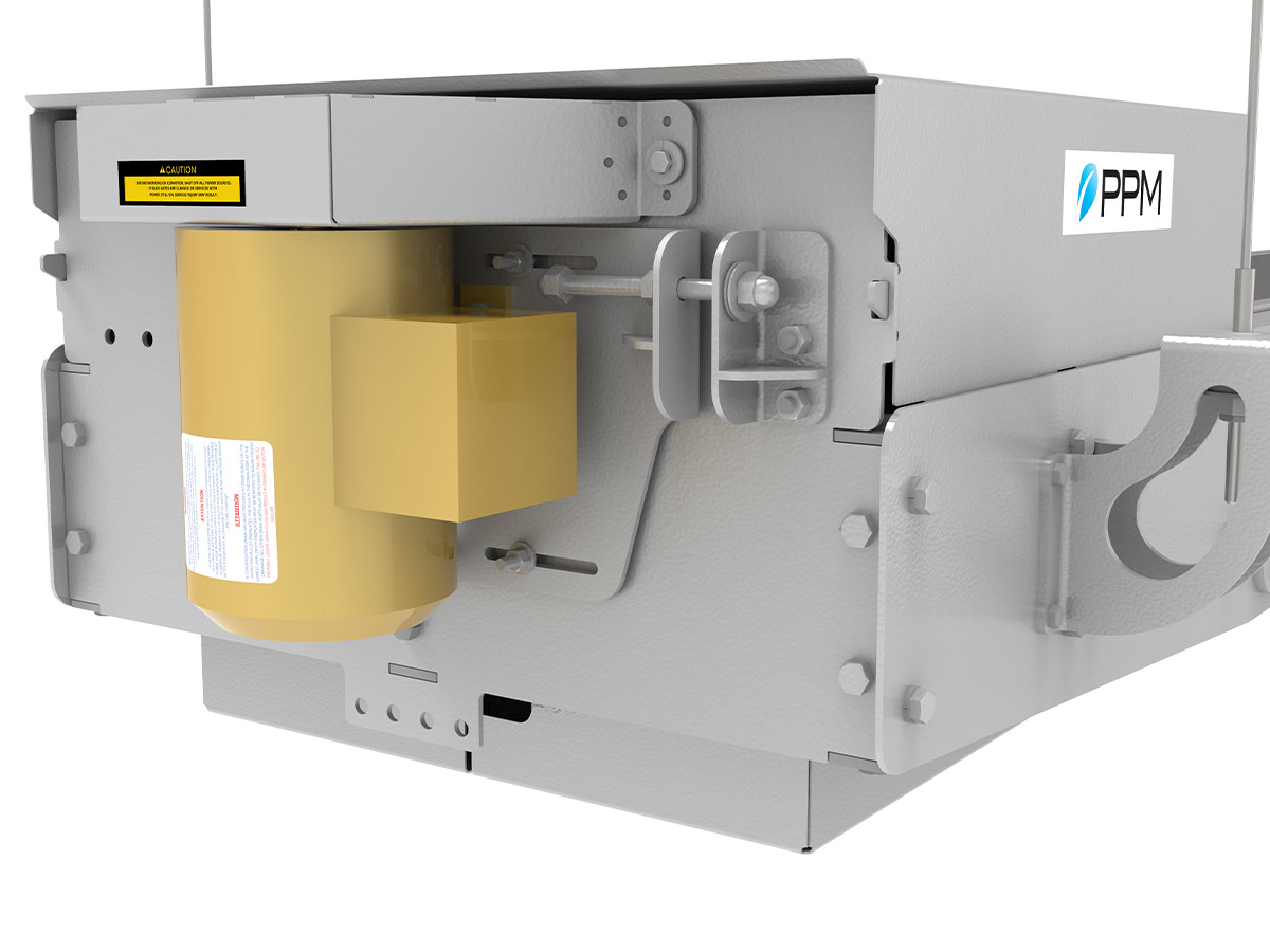 PPM Technologies - VF Advance drive mount detail photo