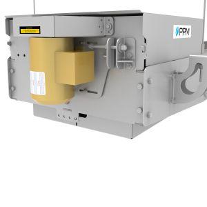 PPM Technologies - VF Advance drive mount, detail photo