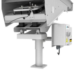 PPM Technologies - VF Advance pedastal, detail photo