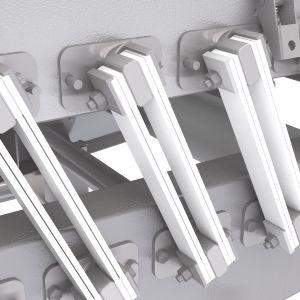 PPM Technologies - VF Premier flexures, detail photo