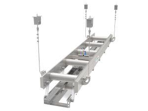 PPM Technologies - VF Premier hanging deck drive