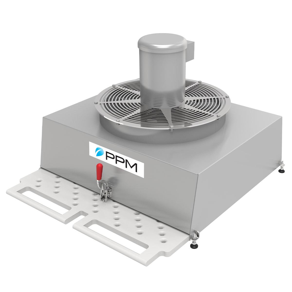 PPM Technologies - Polar Blast cooling system