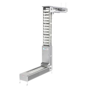 PPM Technologies - s-shaped bucket elevator