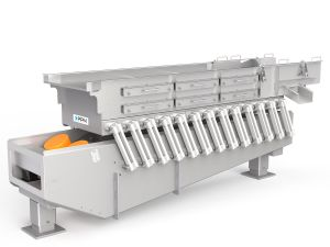 PPM Technologies - ultra conveyor with mag screens, material handling