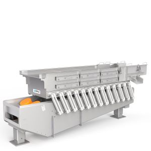 PPM Technologies - Ultra conveyor with magnetic screens