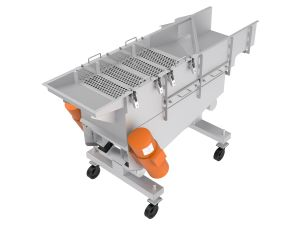 PPM Technologies - Ultra Direct grader, material handling