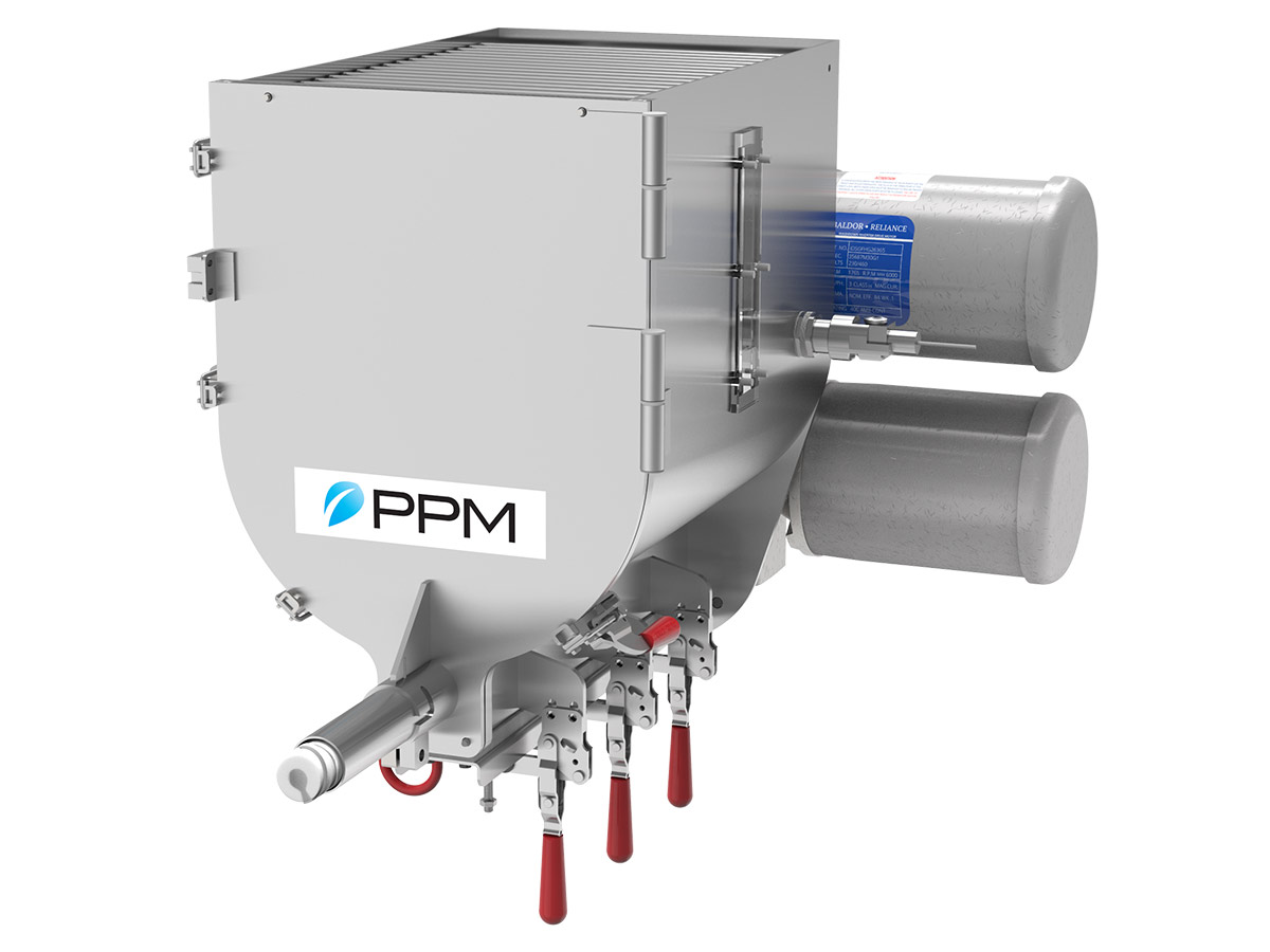 PPM Technologies - FlavorWright, seasoning and coating