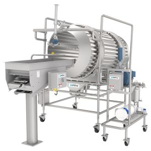 PPM Technologies - seasoning and coating drums