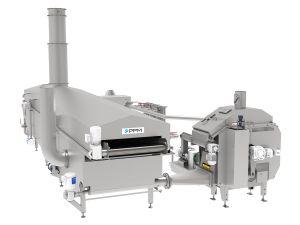 PPM Technologies - linear oil frying system
