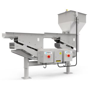 PPM Technologies - Libra large hopper, pedestal mounted